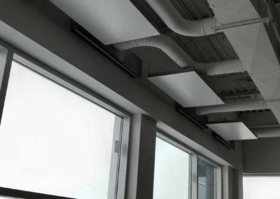 Metal Panels Radiant Ceiling