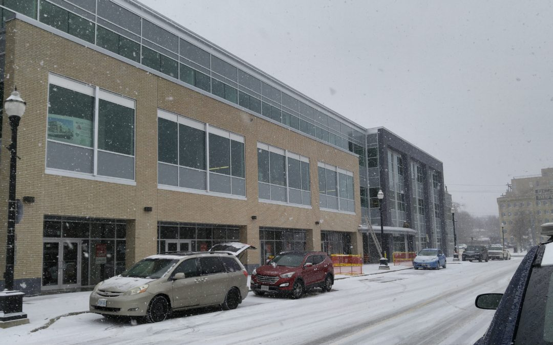 Petra Building Solutions Inc. provides heating for Shopify's new offices in Waterloo