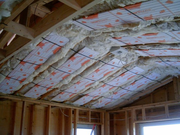 Heating System Ceiling Panels