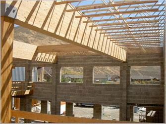 Commercial Insulated Concrete Forms