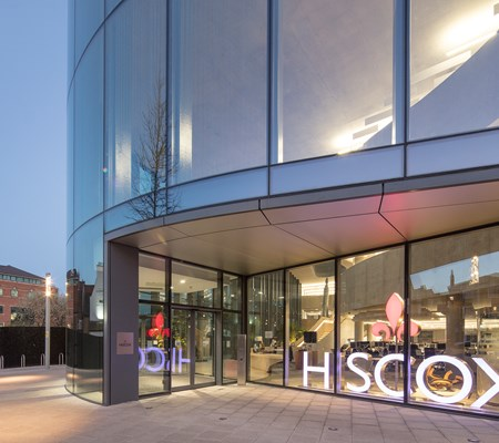 Hiscox Building