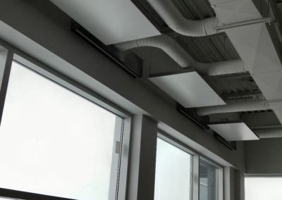 Metal Panels Radiant Ceiling
