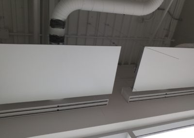 Metal Radiant Ceiling Panels