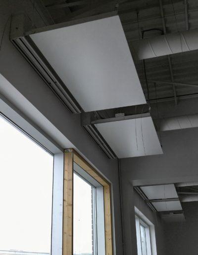 Radiant Ceiling Metal Panels