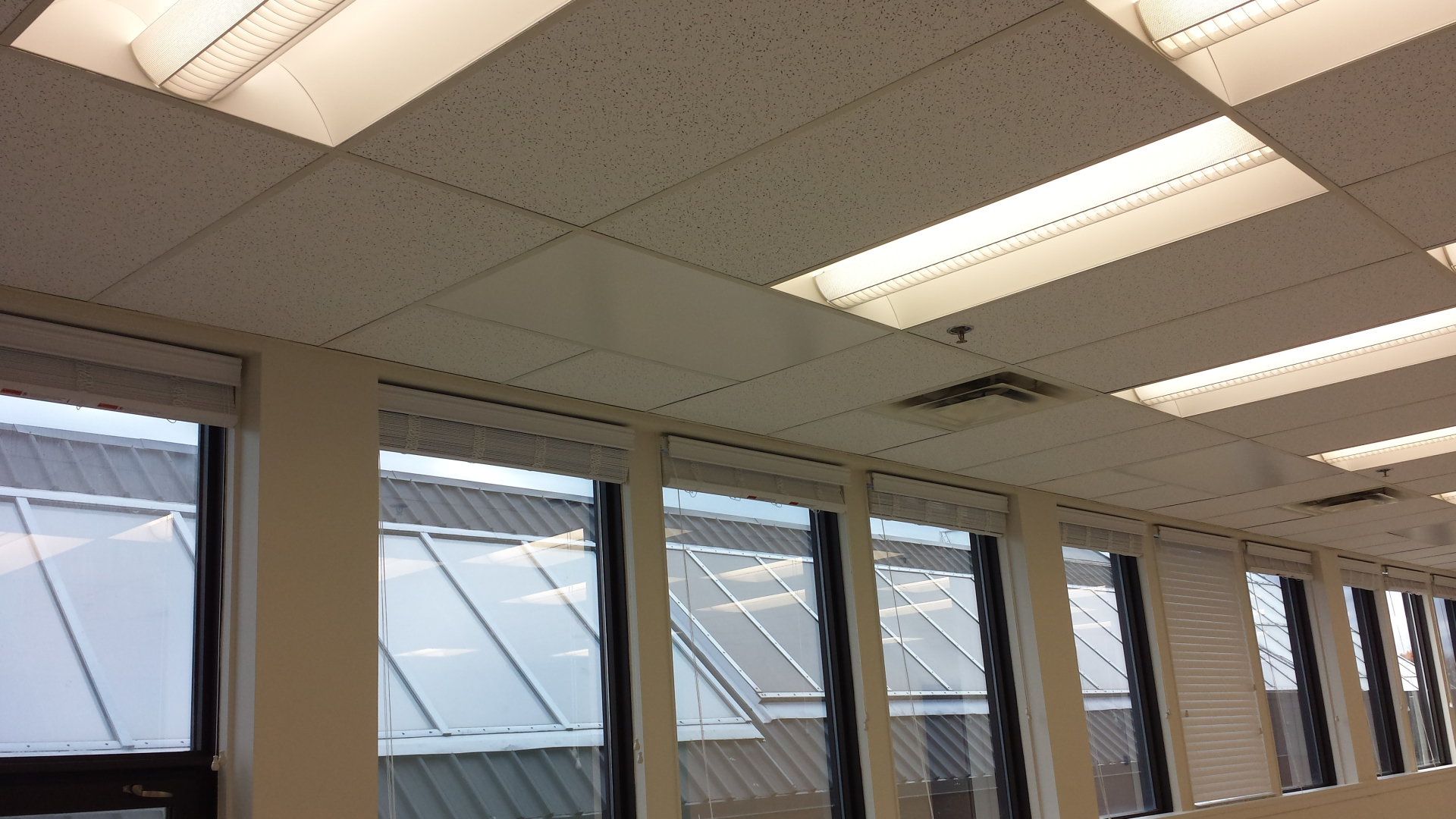 Metal Radiant Ceiling Panels (Architectural Series)