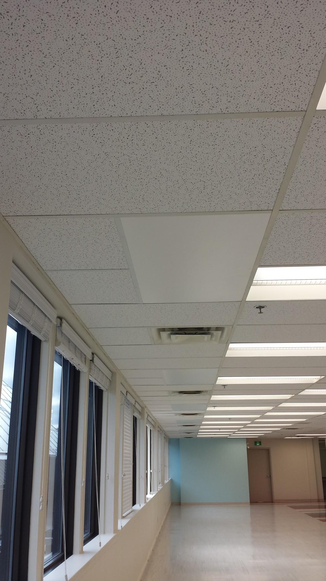 Metal Radiant Ceiling Panel Petra Quebec Ontario Canada