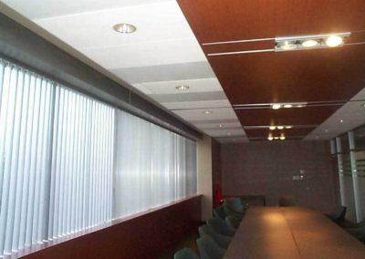 Panneau chauffage radiant plafond – Bureau