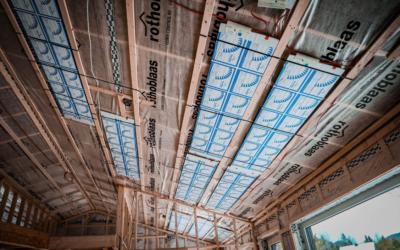 Petra Building Inc. – Panneaux de plafond rayonnants